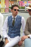 Photo 38 from album Pitti Uomo 94 Street Style