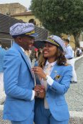 Photo 39 from album Pitti Uomo 94 Street Style