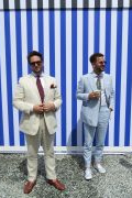 Photo 47 from album Pitti Uomo 94 Street Style