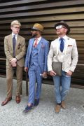 Photo 7 from album Pitti Uomo 96 Street Style
