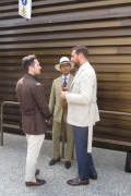 Photo 8 from album Pitti Uomo 96 Street Style