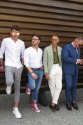 Photo 9 from album Pitti Uomo 96 Street Style