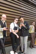 Photo 11 from album Pitti Uomo 96 Street Style