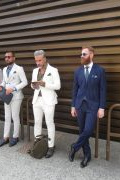 Photo 12 from album Pitti Uomo 96 Street Style