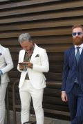 Photo 13 from album Pitti Uomo 96 Street Style