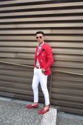 Photo 14 from album Pitti Uomo 96 Street Style