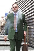 Photo 16 from album Pitti Uomo 96 Street Style