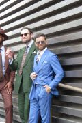 Photo 17 from album Pitti Uomo 96 Street Style