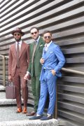 Photo 18 from album Pitti Uomo 96 Street Style