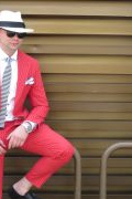 Photo 21 from album Pitti Uomo 96 Street Style