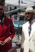 Photo 23 from album Pitti Uomo 96 Street Style