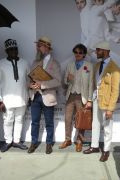 Photo 24 from album Pitti Uomo 96 Street Style
