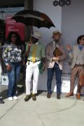Photo 25 from album Pitti Uomo 96 Street Style