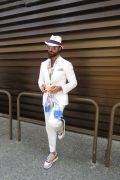 Photo 31 from album Pitti Uomo 96 Street Style