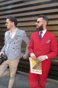 Photo 32 from album Pitti Uomo 96 Street Style