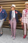 Photo 35 from album Pitti Uomo 96 Street Style