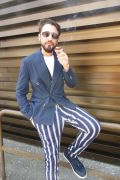 Photo 36 from album Pitti Uomo 96 Street Style