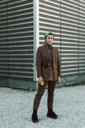 Photo 29 from album Pitti Uomo 97 People