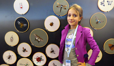 Richmart Junior Kids Jackets presented in Paris