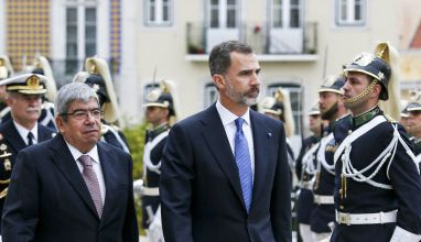 Spain`s King Felipe VI Suits Style