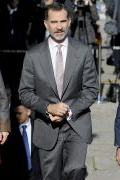 Photo 3 from album Spain`s King Felipe VI Suits Style