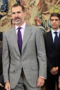 Photo 4 from album Spain`s King Felipe VI Suits Style