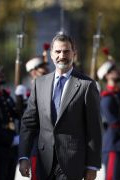 Photo 8 from album Spain`s King Felipe VI Suits Style