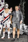 Photo 3 from album Spring-Summer 2017 Thom Browne men`s collection at Paris Fashion Week
