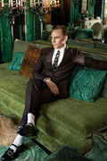 Photo 3 from album Tom Hiddleston - the new face of Gucci suits
