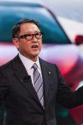 Photo 2 from album Toyota President Akio Toyoda Style