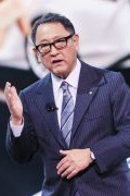 Photo 3 from album Toyota President Akio Toyoda Style