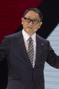 Photo 5 from album Toyota President Akio Toyoda Style
