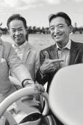 Photo 7 from album Toyota President Akio Toyoda Style