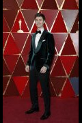 Photo 32 from album USA Academy Awards 2018 Best Dressed Men