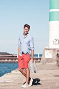 Photo 10 from album Pinterest Inspiration - How to wear colourful pants