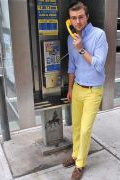 Photo 0 from album Pinterest Inspiration - How to wear colourful pants