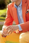 Photo 3 from album Pinterest Inspiration - How to wear colourful pants
