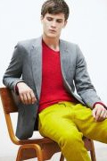 Photo 15 from album Pinterest Inspiration - How to wear colourful pants
