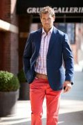 Photo 20 from album Pinterest Inspiration - How to wear colourful pants