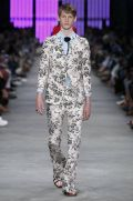 Photo 1 from album Men's floral suits
