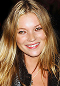 Kate Moss has ordered six outfits from Poltock and Walsh`s new collection