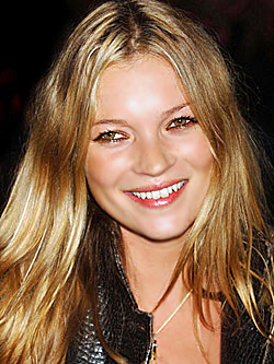 Kate Moss has ordered six outfits from Poltock and Walsh's new collection