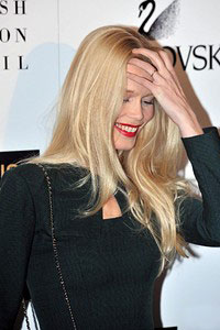 Claudia Schiffer will never have plastic surgery