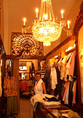 Five prestigeous boutiques in Viena, Austria ordered garments with the brand name MARKAM Fashion