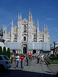 Milan has ended New York's five-year reign as the world's top fashion city