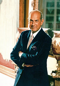 Oscar de la Renta will receive the Superstar Award at The Fashion Group International's 26th annual Night of Stars