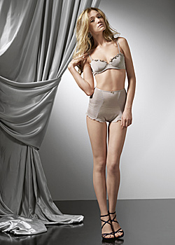 SISLEY underwear Fall/Winter 2009