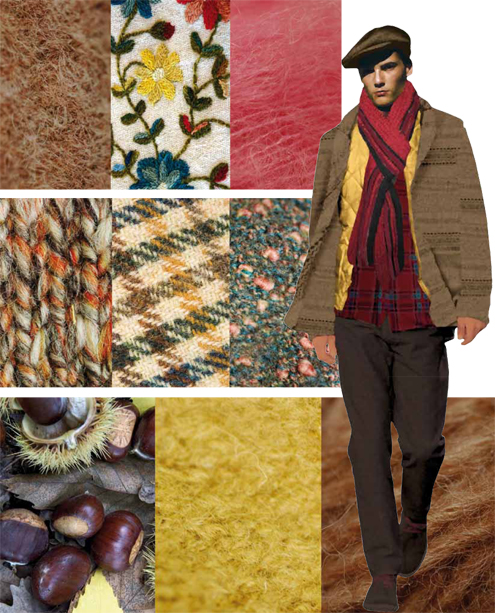 Fall/Winter 2012 - 2013 fashion trends forecast for men's and women's