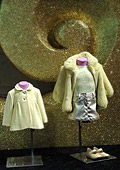 Sophistication and glamour in Versace Autumn-Winter 2012/2013 children's collection